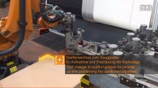 KUKA_DMG机床装卸应用系统