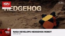 NASA刺猬机器人