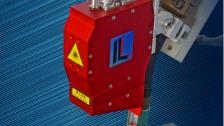 英莱科技——激光视觉焊缝跟踪系统配FANUC机器人演示