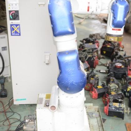 安川工业机器人负重20公斤 IA20  可以外加外部轴测试包好