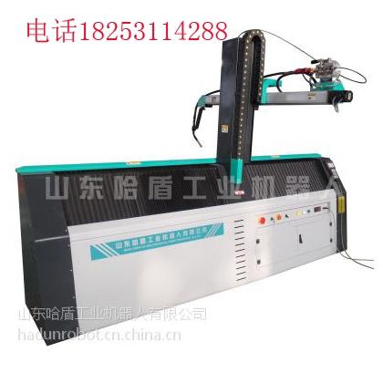 数控焊接机械手推广
