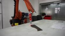 英莱科技——激光视觉焊缝跟踪系统配KUAK曲线跟踪