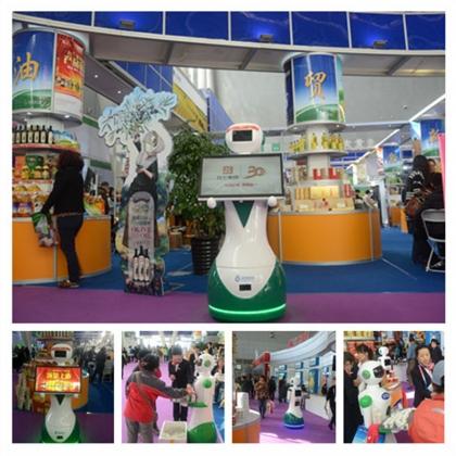 黑龙江硅智科技会展、婚庆、店销新款宣传机器人热销中