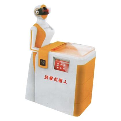 专业供应餐厅机器人美女迎宾机器智能机器人语音