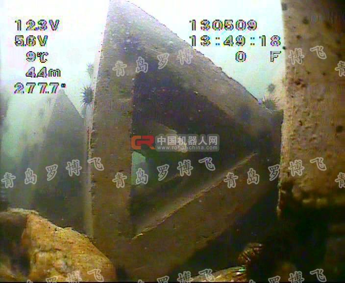 人工鱼礁探测