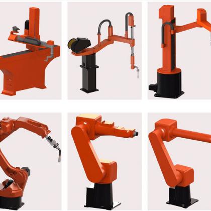 山东焊接机械手,直线机械手,机械手配套配件18888337646