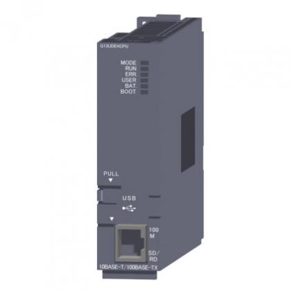Q13UDEHCPU 三菱多CPU间超高速CPU以太网 Q13UDEHCPU价格好 130k步 9.5ns 520k
