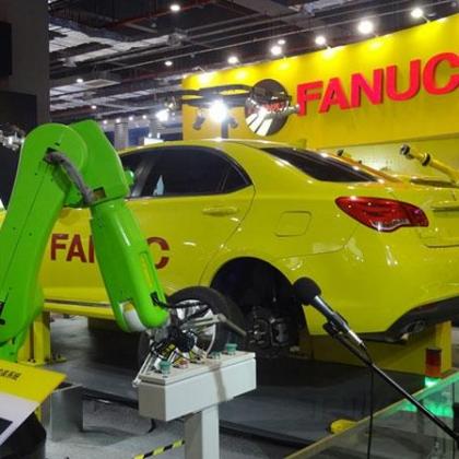 成都发那科FANUC法兰克进口加工中心慢走丝注塑机机器人一级经销商