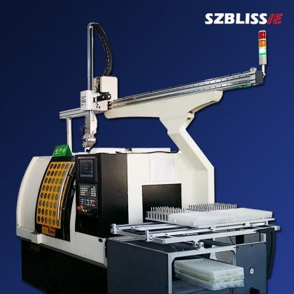 数控车床机械手  车床机械手厂家自动化解决方案 博立斯