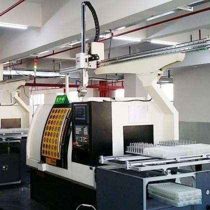 数控车床机械手 工业6轴机器人自动化设备