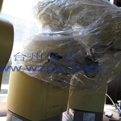 二手工业机器人 三菱机械手RV-3AJ 5轴 3Kg 本体 台州信达 询价