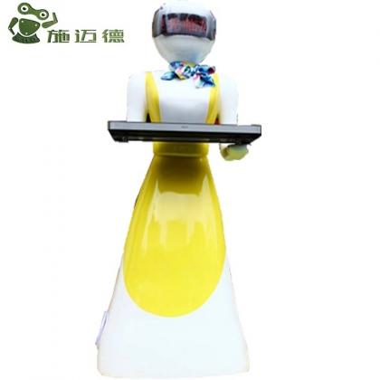 温州机器人,送餐机器人,餐厅服务机器人,传菜机器人厂家