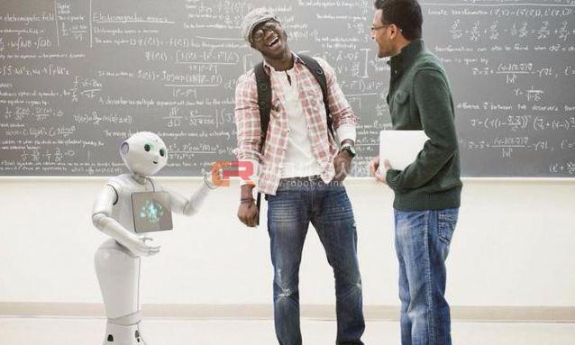 都会机器人化_中国机器人
