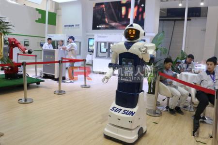 可爱3d机器人三