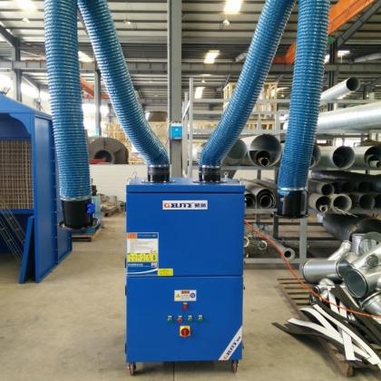 GES-NKY移动焊烟净化器