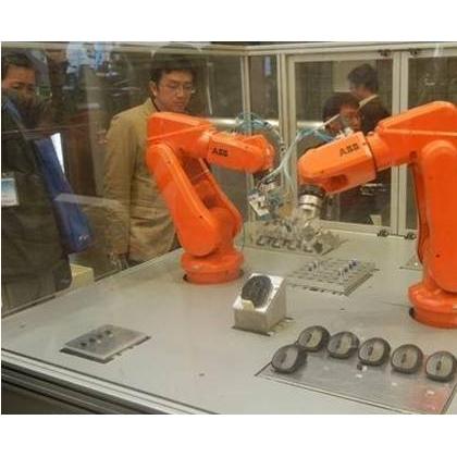 各类工业机器人教学工作站