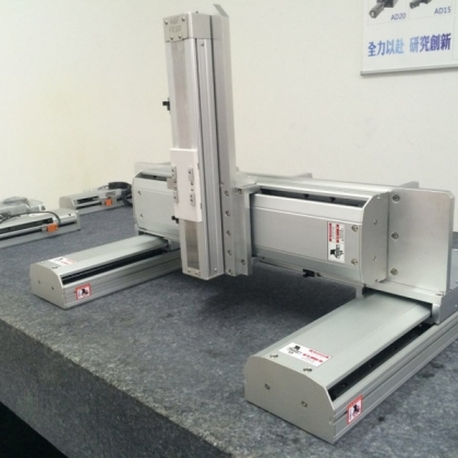 LVJUN robot 模组滑台 台湾厂家直销