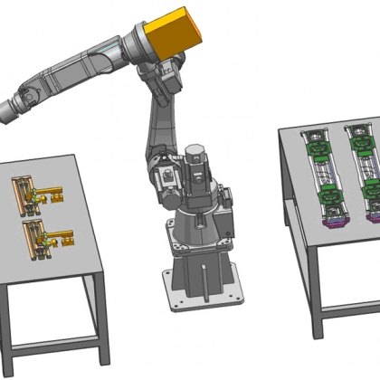 GLOK焊接机器人OK-1600A 弧焊机器人 自主研发 高效高速 焊缝成型美观 性能稳定可靠