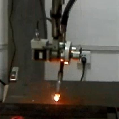 GLOK焊接机器人配件 焊接摆枪器