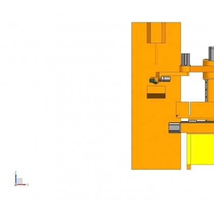 GLOK上下料机器人 ZD-001A 自动上下料机械手