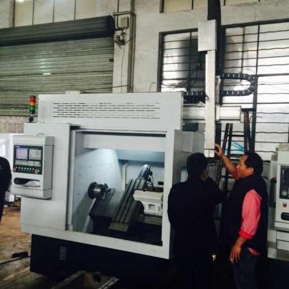 数控机床自动上下料机械手台湾生产厂家直销