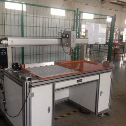 数控点焊机机械手 LVJUN robot模组滑台台湾生产厂家直销