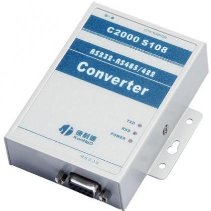 串口转换器 光电隔离RS485转换器