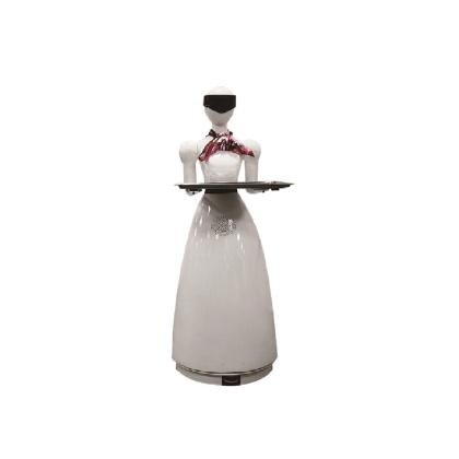 广州送餐机器人 广东传菜机器人