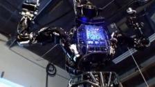 """美军方研发出""""最先进人形机器人"""" ATLAS_"""