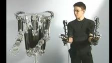 机械手臂 肌肉气缸 仿生机械手
