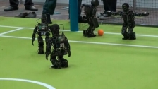 机器人足球比赛