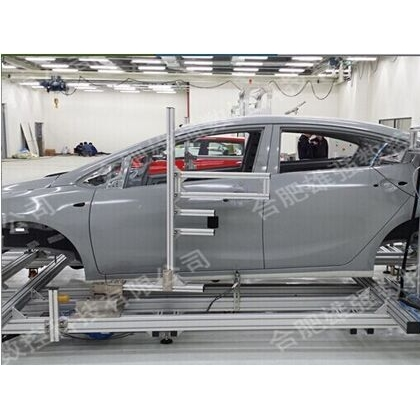 共供应电机汽车四门二盖(闭合件)耐久试验台