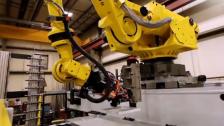 ABB机器人 集成功能包视频