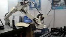 工业机器人焊接