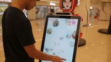 Furo机器人用于商场