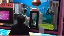 机器人冰激凌机