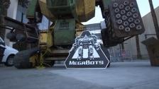 Megabot Mk. II是一个巨大的机器人