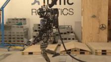 阿特拉斯机器人功能(学会走路和其他技能)