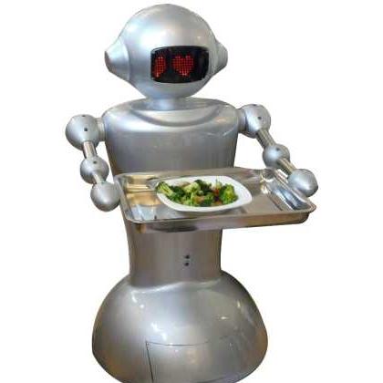 穿山甲机器人各地区招代理、送餐机器人