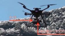 火山调查用机器人
