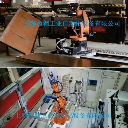 电器柜体/门板折弯机器人