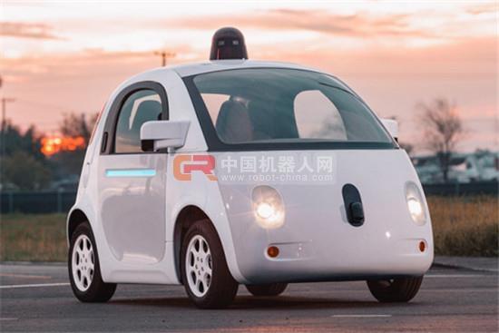 未来中国智能制造新名片 无人驾驶汽车加工高清图片