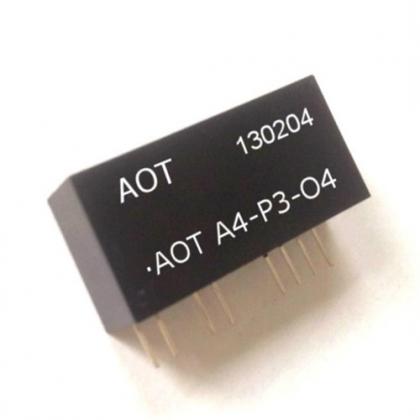 直流输入/0-5V转0-5V隔离放大器