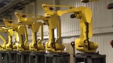 发那科机器人m-410码垛机器人