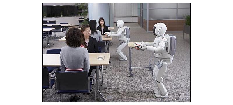机器人七大未来发展趋势