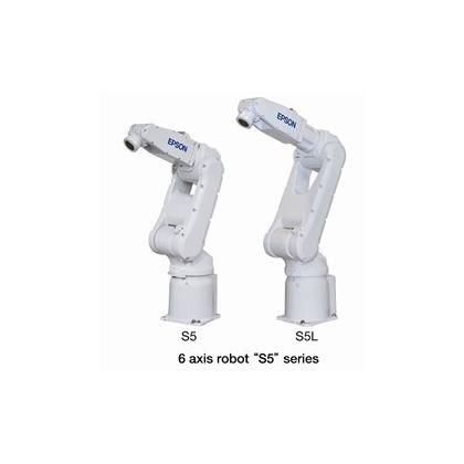 日本进口爱普生六轴机器人S5