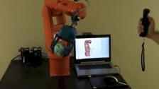 控制工业机器人IRB