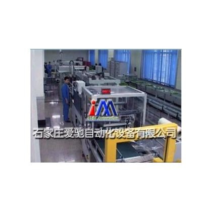 包装装箱码垛机器人自动化生产线