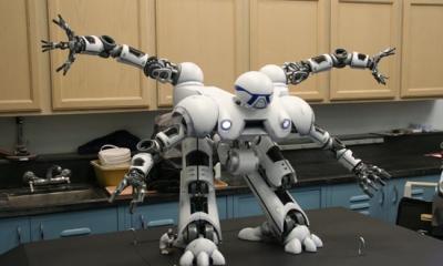 开诚智能 拥有非凡定力的特种机器人研发