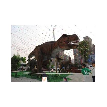 归一恐龙展出 仿真恐龙模型出租 公园恐龙主题活动